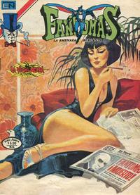 Cover Thumbnail for Fantomas (Editorial Novaro, 1969 series) #507