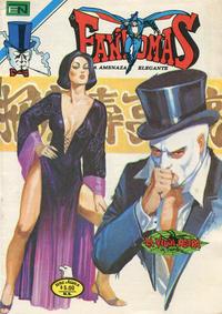 Cover Thumbnail for Fantomas (Editorial Novaro, 1969 series) #512