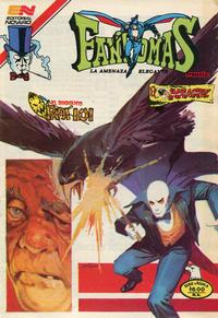 Cover Thumbnail for Fantomas (Editorial Novaro, 1969 series) #537