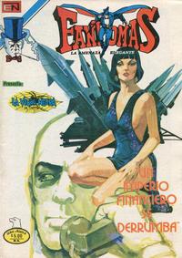 Cover Thumbnail for Fantomas (Editorial Novaro, 1969 series) #517