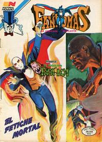 Cover Thumbnail for Fantomas (Editorial Novaro, 1969 series) #543