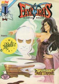 Cover Thumbnail for Fantomas (Editorial Novaro, 1969 series) #524
