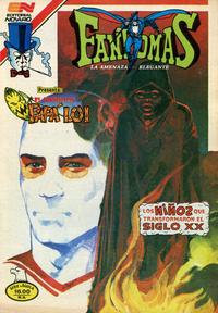 Cover Thumbnail for Fantomas (Editorial Novaro, 1969 series) #545