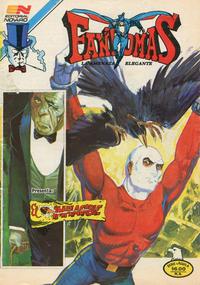 Cover Thumbnail for Fantomas (Editorial Novaro, 1969 series) #535