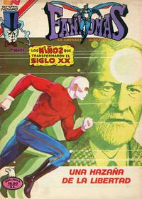 Cover Thumbnail for Fantomas (Editorial Novaro, 1969 series) #550