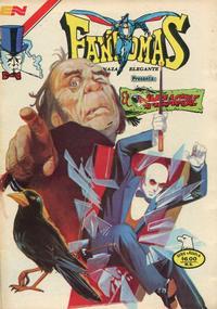 Cover Thumbnail for Fantomas (Editorial Novaro, 1969 series) #536