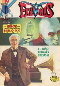 Cover Thumbnail for Fantomas (Editorial Novaro, 1969 series) #554