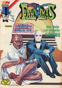 Cover Thumbnail for Fantomas (Editorial Novaro, 1969 series) #556