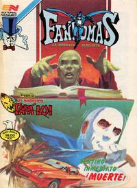 Cover Thumbnail for Fantomas (Editorial Novaro, 1969 series) #542