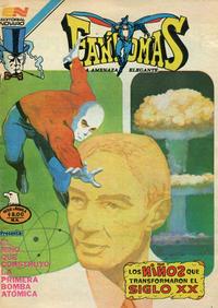 Cover Thumbnail for Fantomas (Editorial Novaro, 1969 series) #558