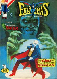 Cover Thumbnail for Fantomas (Editorial Novaro, 1969 series) #544