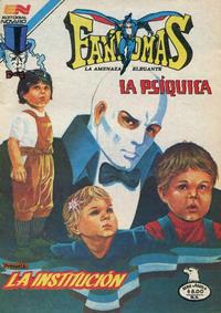 Cover Thumbnail for Fantomas (Editorial Novaro, 1969 series) #561