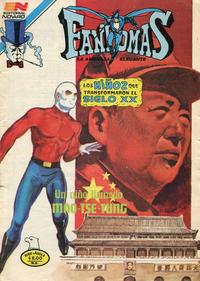 Cover Thumbnail for Fantomas (Editorial Novaro, 1969 series) #555