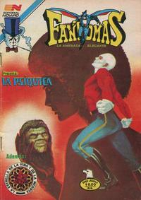 Cover Thumbnail for Fantomas (Editorial Novaro, 1969 series) #564