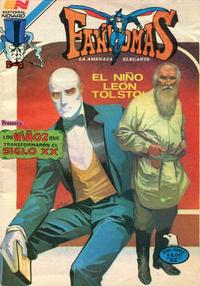 Cover Thumbnail for Fantomas (Editorial Novaro, 1969 series) #557
