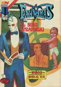 Cover Thumbnail for Fantomas (Editorial Novaro, 1969 series) #559