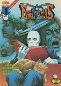 Cover Thumbnail for Fantomas (Editorial Novaro, 1969 series) #571