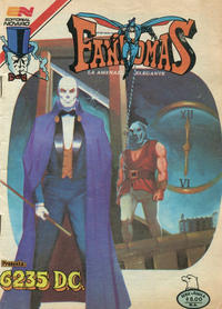 Cover Thumbnail for Fantomas (Editorial Novaro, 1969 series) #574