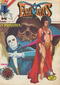Cover Thumbnail for Fantomas (Editorial Novaro, 1969 series) #565