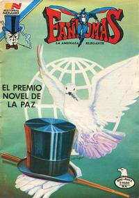 Cover Thumbnail for Fantomas (Editorial Novaro, 1969 series) #594