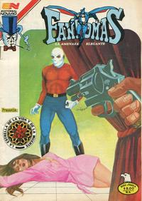 Cover Thumbnail for Fantomas (Editorial Novaro, 1969 series) #567