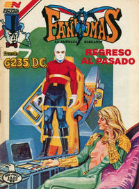 Cover Thumbnail for Fantomas (Editorial Novaro, 1969 series) #583