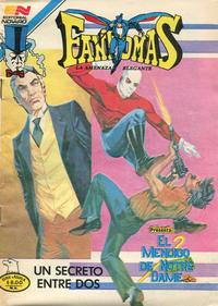 Cover Thumbnail for Fantomas (Editorial Novaro, 1969 series) #590