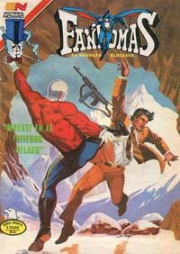 Cover Thumbnail for Fantomas (Editorial Novaro, 1969 series) #601