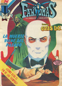 Cover Thumbnail for Fantomas (Editorial Novaro, 1969 series) #578