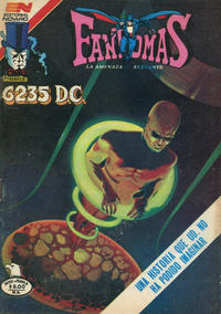 Cover Thumbnail for Fantomas (Editorial Novaro, 1969 series) #579
