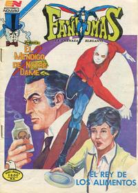 Cover Thumbnail for Fantomas (Editorial Novaro, 1969 series) #591