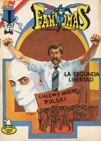 Cover Thumbnail for Fantomas (Editorial Novaro, 1969 series) #607