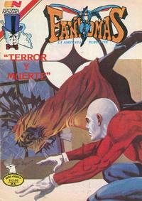 Cover Thumbnail for Fantomas (Editorial Novaro, 1969 series) #611