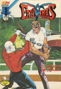 Cover Thumbnail for Fantomas (Editorial Novaro, 1969 series) #621
