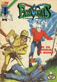 Cover Thumbnail for Fantomas (Editorial Novaro, 1969 series) #597