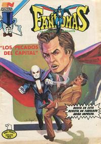 Cover Thumbnail for Fantomas (Editorial Novaro, 1969 series) #658