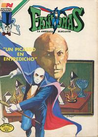Cover Thumbnail for Fantomas (Editorial Novaro, 1969 series) #645