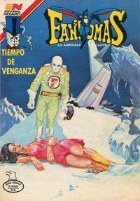 Cover Thumbnail for Fantomas (Editorial Novaro, 1969 series) #600