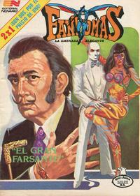 Cover Thumbnail for Fantomas (Editorial Novaro, 1969 series) #664