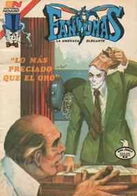 Cover Thumbnail for Fantomas (Editorial Novaro, 1969 series) #654