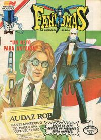 Cover Thumbnail for Fantomas (Editorial Novaro, 1969 series) #655