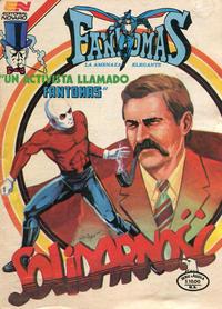 Cover Thumbnail for Fantomas (Editorial Novaro, 1969 series) #603