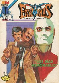 Cover Thumbnail for Fantomas (Editorial Novaro, 1969 series) #661