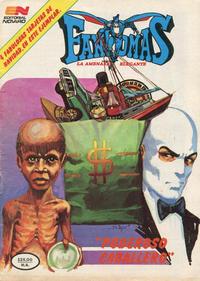 Cover Thumbnail for Fantomas (Editorial Novaro, 1969 series) #671