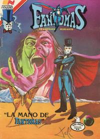 Cover Thumbnail for Fantomas (Editorial Novaro, 1969 series) #663
