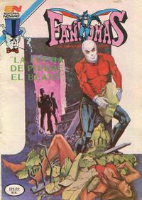 Cover Thumbnail for Fantomas (Editorial Novaro, 1969 series) #678