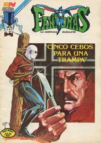 Cover Thumbnail for Fantomas (Editorial Novaro, 1969 series) #627