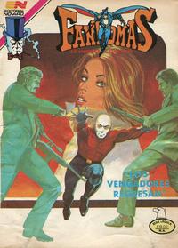 Cover Thumbnail for Fantomas (Editorial Novaro, 1969 series) #639