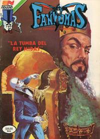 Cover Thumbnail for Fantomas (Editorial Novaro, 1969 series) #676