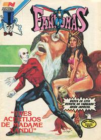 Cover Thumbnail for Fantomas (Editorial Novaro, 1969 series) #657